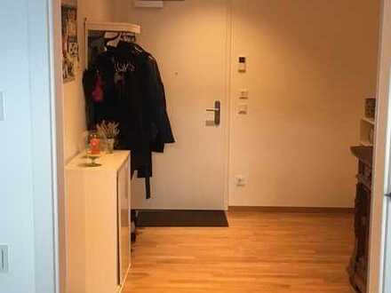 Neuwertige 2-Zimmer-EG-Wohnung in Heppenheim Stadtmitte