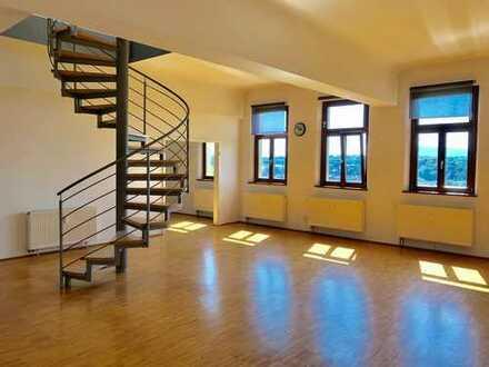 Wohnen & Arbeiten in Maisonette Wohnung im Römerkastell - Provisionsfrei