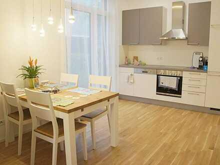 TUT: Einziehen und Wohlfühlen: Mod. 2,5- Zi- Wohnung im Zentrum / Tuttl. Höfe