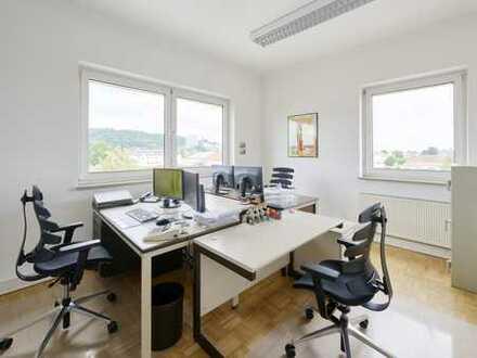Helle Büroräume in Altdorf, Nähe Autobahn/Bahnhof