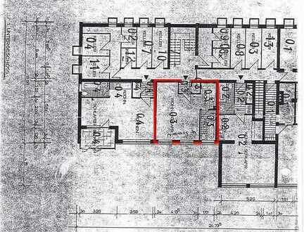 1-Zimmer-Appartment mit Küchenzeile in Lüdenscheid