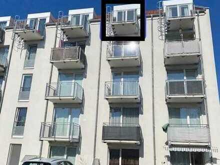 1,5 Zimmer-Wohnung mit Balkon - im Zentrum von Worms - mit guter Rendite