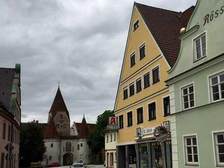Für Heimwerker: Günstig Wohnen zentral in Weißenhorn