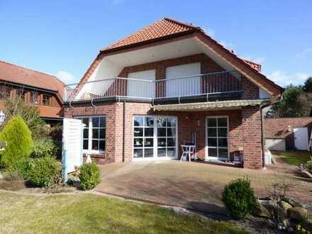 Emsbüren-Listrup: Schöne OG Wohnung im 2-Familienhaus
