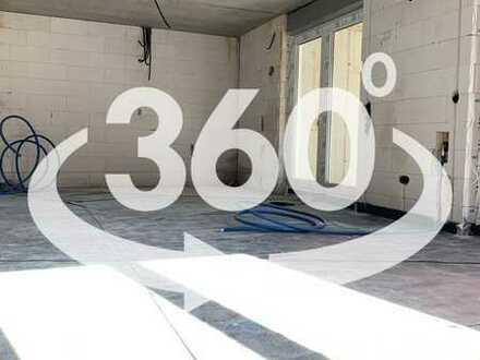 NEUBAU - provisionsfrei: Nur noch 2 von 6 Wohnungen frei