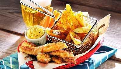 Ideal als Imbiss oder kleines Restaurant mit zusätzlichem Lieferservice