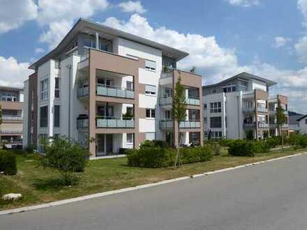 Neuwertige 3-Zimmer-Wohnung mit EBK in Tuttlingen große sonnige Terrasse, direkter Zugang zum Garten