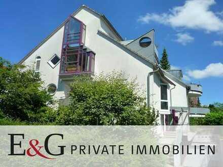 Gepflegte 2-Zi.-Wohnung mit Balkon und Tiefgarage in Stuttgart-Plieningen