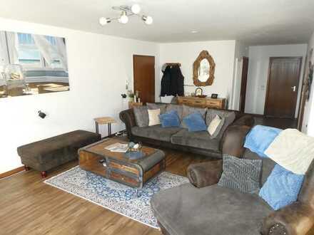 Gut geschnittene 3-Zimmer-Wohnung zum Kauf mit Blick über Ketsch