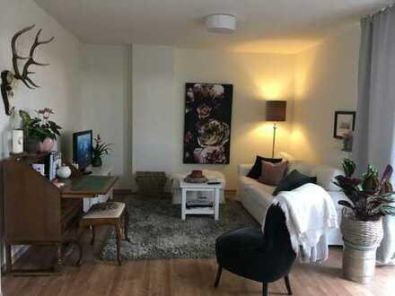 Attraktive 2-Zimmer-Staffelgeschosswohnung mit Küche und Dachterasse in Meerbusch