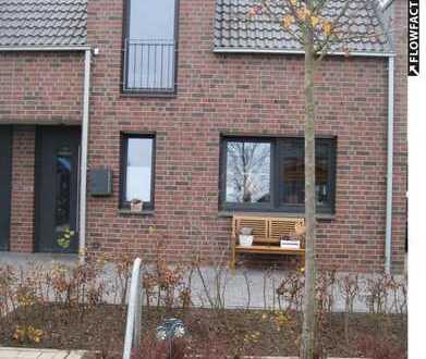 Traumhafte neue Doppelhaushälfte mit Garage in schöner Wohnlage
