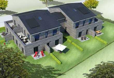 Neubau einer 3 - Zimmer Erdgeschosswohnung inkl.Garten in Winsen Luhe Tiefgarage Barrierefrei KFW55