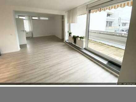 Modernisierte Etagenwohnung in sehr gepflegtem Mehrfamilienhaus in Köln-Bocklemünd
