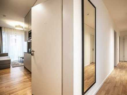 Fantastic apartment with balcony & pantry