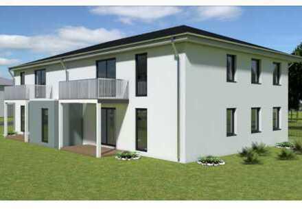 4 Zimmer Eigentumswohnung im Neubau Erdgeschoß mit Garten
