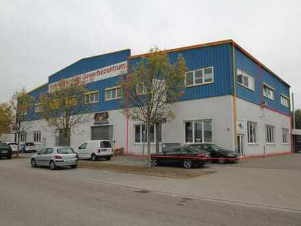 326 m² Gewerbefläche im Rheinhafen Karlsruhe