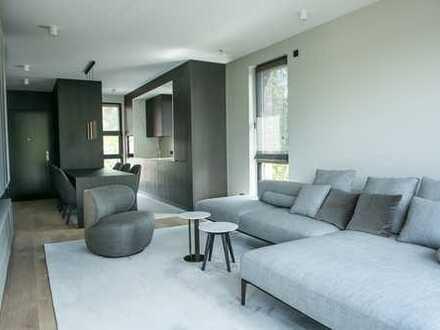 Erstbezug: hochwertig möbliertes Apartment mit Loggia im Herzen von Bocholt