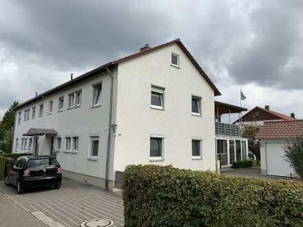 Gepflegte 4-Zimmer-Wohnung mit Balkon in Wiblingen