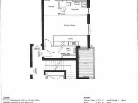 Schöne, helle 2 Zi Wohnung am Salamanderplatz in Kornwestheim