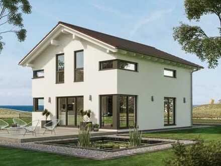 Modernes Schwabenhaus in feiner Lage