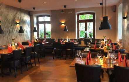 Restaurant mit Wirtsgarten und 5 Zimmer Wohnung im Herzen von Fürstenfeldbruck