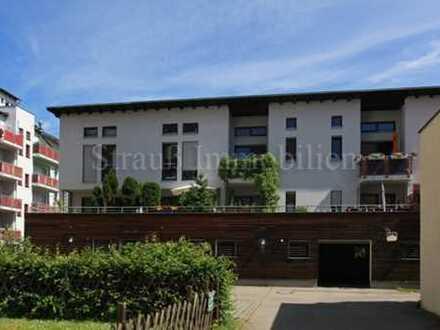 Vermietete 5- R-Maisonette mit Terrasse und Stellplatz