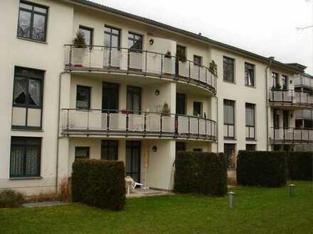 Ruhig gelegene 3-Zimmer-Wohnung mit schönem Balkon in Wilkau-Haßlau