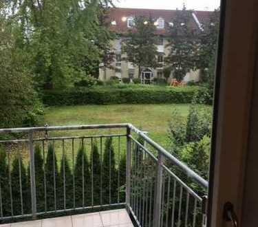 Stilvolle 2-Zimmer-Wohnung mit Balkon in Erding