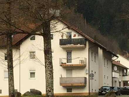 (3)Schöne fünf Zimmer Dach-Wohnung in Hornberg Schwarzwaldbahn