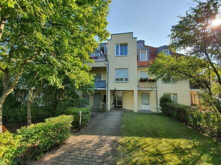 Möblierte Wohnung in Weissig 405.0 € - 48.7 m² - 1.0 Zi. * EG *EBK *Terrace *TG-Stellplatz *Ruhig
