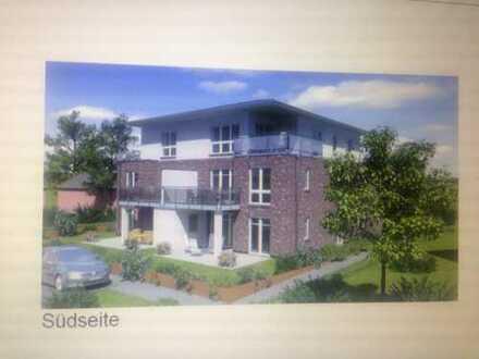 Neuwertige 3-Zimmer-EG-Wohnung mit Garten und EBK in Achim OT Baden