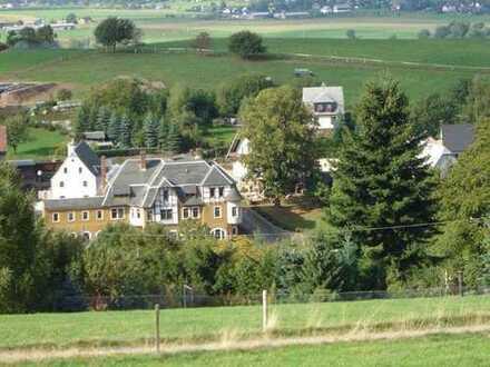 """Historischer Landgasthofs """"Zur Post"""" am Fuße des Erzgebirges"""