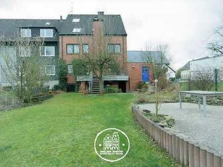 Bochum Harpen! Maisonettewohnung mit eigenem großen Garten!