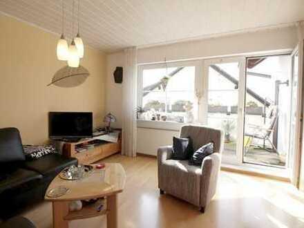 Gepflegte 3-Zimmer-Wohnung mit Balkon / Garage und EBK in Attendorn