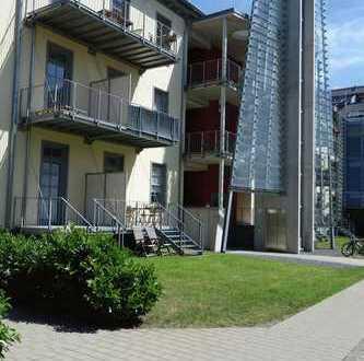 Möblierte Dachgeschoss-Maisonette-Wohnung in Pont du Clair