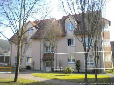 Schöne 3-Zimmerwohnung in Gemünden, Langenprozelten mit Wohnberechtigungsschein