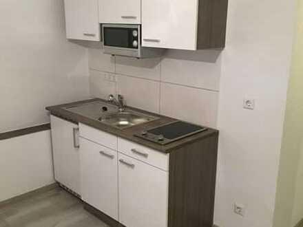 Vollständig renovierte 1-Zimmer-Whng. mit vorhandener Kochecke in Lossburg