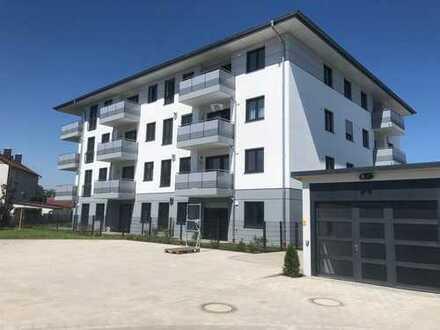 Erstbezug im SONNENPALAIS: Attraktive 3-Zimmer-Wohnung in Ampfing, Einbauküche, Balkon, Tiefgarage