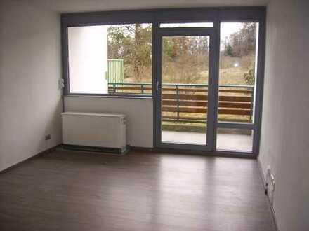 1-Zimmer-Wohnung mit Balkon und Einbauküche in Riedenburg