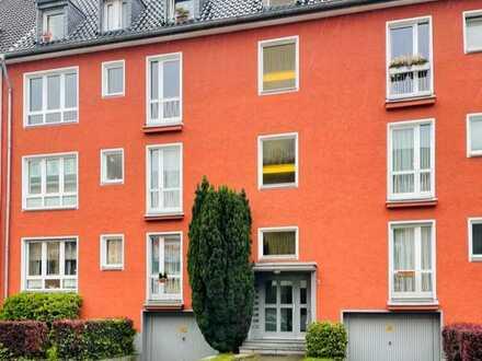Altbauwohnung mit Balkon & Garage in Bestwohnlage **TOP**