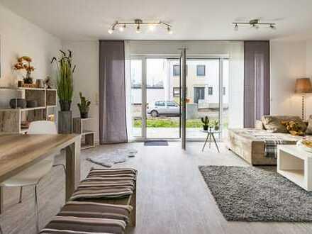 ++ Doppelhaushälfte mit Garage und Stellplatz am Haus !++