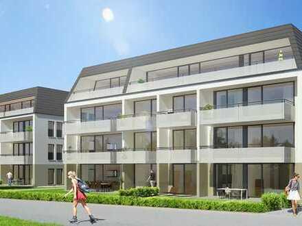 Schöne 3,5-Zimmer-EG-Wohnung mit Terrasse in Mengen mit EBK