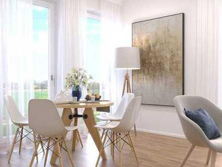 2-Zimmer-Balkonwohnung mit modernem Wohnkomfort in grüner Umgebung mit guter Anbindung