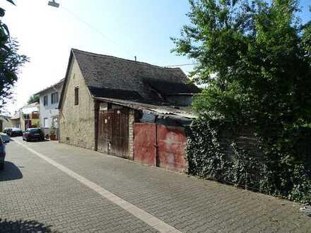 Abrissgrundstück für Doppelhaus in guter Wohnlage...