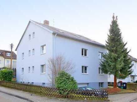Erstbezug nach Sanierung zum 01.04.20: freundliche 4-Zimmer-WG mit Terrasse in Karlsruhe-Palmbach