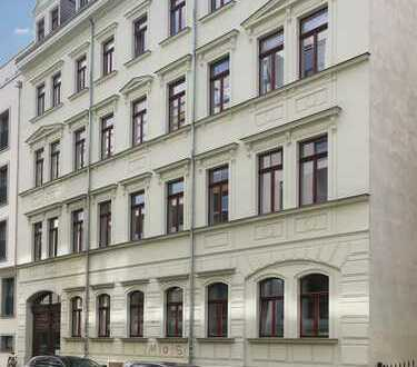3-Zimmer-Wohnung mit Süd-Balkon und Tageslichtbad