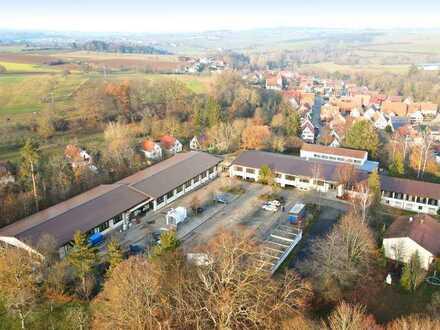 2.900 m² Gewerbecampus - vielfältige Nutzungsmöglichkeiten!