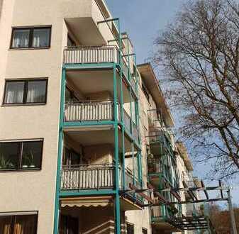 Wunderschöne, zentral in Ulm gelegene 3 Zimmerwohnung mit Balkon und Tiefgaragenstellplatz