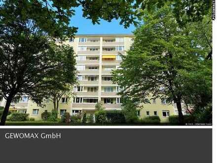 Charmante 3-Zimmer-Wohnung mitten in München, dennoch im Grünen!
