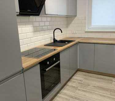 Erstbezug nach Sanierung mit EBK - 3 Zimmer Wohnung bei Wismar in TESTORF-STEINFORT